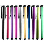 10x Metal Screen Stylus Touch Pens Stylis for Android Ipad Tablet Iphone Nokia