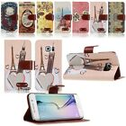 Card Slot Flip Stand Magnetic Wallet Leather Bumper Case Cover For Mobile Phones
