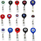 NBA badge reel lanyard RETRACTABLE PICK YOUR TEAM on eBay