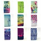 Fashion PU Cartoon Stander Case Protector Skin Cover Guard For Wiko Bloom