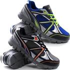 Mens Air Shock Absorbing Fitness Running Walking Trainers Jogging Gym Shoes Size