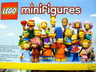 Lego Simpsons MiniFigures 71009 Series 2 Choose your own Simpson NEW IN STOCK