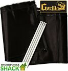 Gorilla LITE Line Grow Room Tent 1 Ft Height Extension Kit One Foot All Sizes