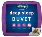 Silentnight Deep Sleep Duvet / Quilt - 7.5 Tog - Single Double King Size or SK