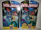 DC Total Justice Aquaman +  lot of 2  Universe DCU League new in package