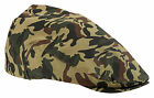 BA532 Big Accessories 100% Cotton Made Driver Cap, 5 Colors, 2 Sizes