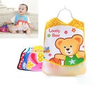 Baby Newborn Infant Boy Girl Waterproof Bibs Saliva Towel Feeding Bandana