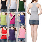 New Hot Sexy Women's Lady Casual Vest Tank Tops Sleeveless New Multi-Color