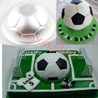 Hot 4 Sizes Soccer Ball Cake Mold Football Tin Pan Birthday Bakeware Tools #F