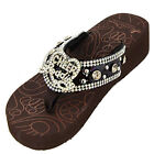 Cheer Concho Flip Flops by Montana West-FFCHLS050CF