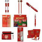 OFFICIAL ARSENAL FOOTBALL CLUB  STATIONERY (pen, pencil, stationery set)