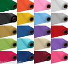 "40"" x 100ft Plastic Tablecover Table Cloth Banqueting Roll Event Party Wedding"