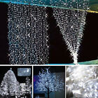 10M 100 LED White Xmas Christmas Party String Fairy Wedding Decor Light Lamp NEW