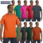 Jerzees Heavyweight Men's Blend 50/50 Short Sleeves T-Shirt Mens R-29M image
