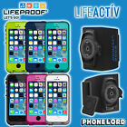 Genuine Lifeproof Fre waterproof case + Lifeactiv Arm Band mount iPhone 5 5S