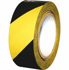 10FT 40 Yards Safety Caution Warning Hazard Safety Tape 3' 4' 6' Black Yellow
