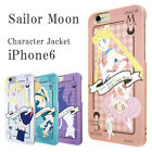 New Soft Sailor Moon character jacket BACK CASE COVER FOR Apple iphone 6G/6P