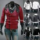 Hot Winter Fall Fashion Men's Hoodie Sweatshirt Casual Sports Jacket Outerwear