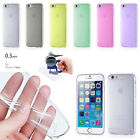 """New 0.3mm Ultra Thin Slim Clear Matte Back Case Cover For iPhone 6 & 6s 4.7"""""""