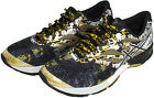 Asics Men's Gel-Noosa Tri 10 GR Black/Gold Ribbon T5M4N.9099 Sz 8-13
