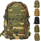Outdoor Molle Military Tactical Rucksack Backpack Camping Trekking Hiking bag