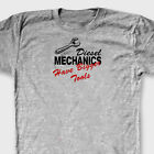 Diesel Mechanics Have Bigger Tools T-shirt Funny Gag Gift Dads Guys Tee Shirt