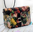 Fashion Ladies PU Handbag Shoulder Bag Retro Satchel Messenger Bag Hobo Purse