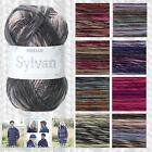 SIRDAR SYLVAN CHUNKY TEXTURED THICK & THIN KNITTING YARN - ALL SHADE OPTIONS