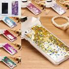 Luxury Dynamic Liquid Quicksand Bling Stars Design Case Cover For iPhone 5/5S