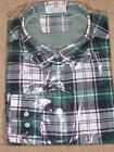 M&S Mens 100% Cotton Checked  Shirt  BNWOT