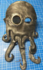 Steampunk Cthulhu Mask Leather Halloween costume