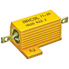 Arcol 25W Aluminium housed wirewound power resistor, HS Series