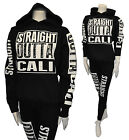 Women So Cute Straight Outta Cali Pullover Hoodie Sweater S to 3XL HIT HOP MOVIE