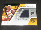 JASON RICHARDSON WARRIORS 2005 ULTIMATE CERTIFIED AUTHENTIC NBA JERSEY CARD /175