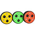 New Franklin NHL Street Hockey Roll A Puck 2, Rolling Balls For Gliding 3 Colors