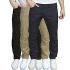Creon Previs Mens Designer Regular Fit Chinos - Available in 3 Colours, BNWT