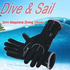3mm Neoprene Scuba Diving Snorkeling Surfing Spearfishing Water Sports Gloves