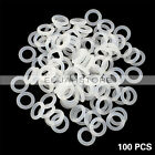 100pcs Import Silicone Bands Damping O Ring Tattoo Supplies for Tattoo Machine