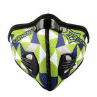 RockBros Cycling Anti-dust Half Face Mask With Filter Activated Carbon Bike Mask