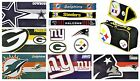 NFL Packers Dolphins Cowboys Lions Steelers Official Bag / Scarf / Wallet & More