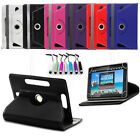Kyпить Universal Folio PU Case Cover Stand For 7'' 8'' 9