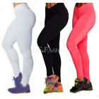 Women Compression V High Waist Long Leggings Jeggings YOGA Sports Pants