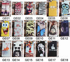 For BQ Aquaris M4.5 Wolf Fish Tiger Rose Cat Tower Rose Owl Hard PC Case Cover