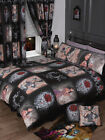 Official Alchemy Black Gothic Story Of The Rose Witch Duvet Cover Bedding Sets