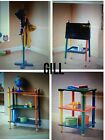 Coloured Pencils Style Coat Stand/Bookcase/Pencil/Easel To Choose From