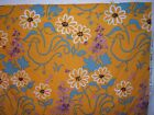 Brunschwig & Fils fabric by the yard animal novelty Hughes Capet color saffron