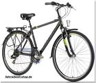 28 ZOLL CROSS BIKE CITY BIKE ALU Trekking HERREN FAHRRAD 21 GANG FERRARA TOP!!!