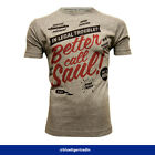 Breaking Bad Inspired Better Call Saul Men's Standard Fit T-shirt