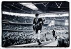 ANGUS YOUNG AC/DC PHOTO Print POSTER Rock Or Bust Black Ice Wembley Stadium 003