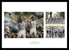 Mark Cavendish Triple Montage Cycling Photo Memorabilia (MUCAV)